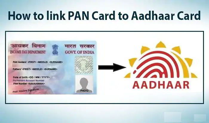 How To Link Aadhaar With Pan Card